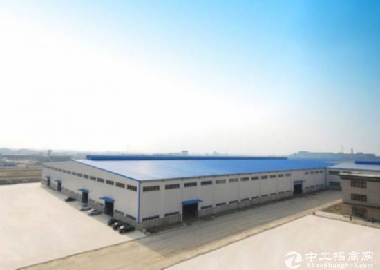 炭步工业园6000方全新钢结构厂房出租,可分租