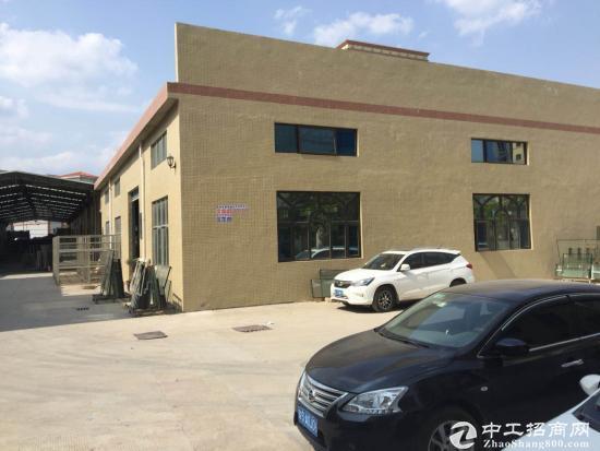 惠阳 新圩带装修独院钢构6000平出租,滴水8米