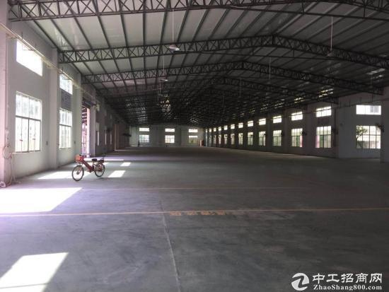 惠阳 新圩带装修独院钢构6000平出租,滴水8米-图2