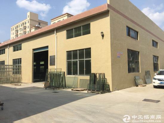 惠阳 新圩带装修独院钢构6000平出租,滴水8米-图3