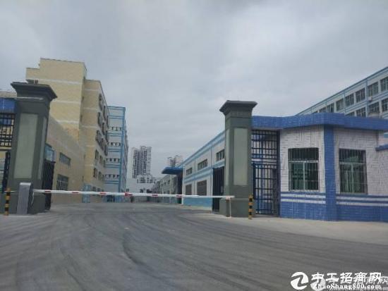 惠州 大亚湾全新独栋标准厂房1-6层6000平出