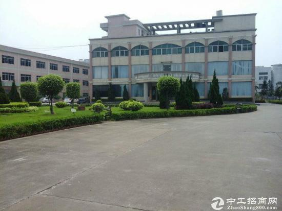 东莞寮步花园式独院厂房12000平方招租,环境超好
