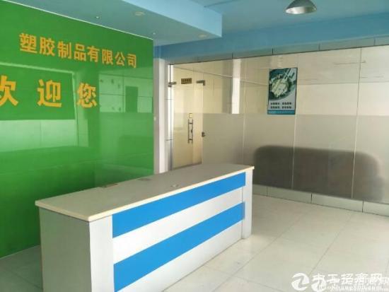 惠州沥林经典独院标准厂房6800平方带装修招租