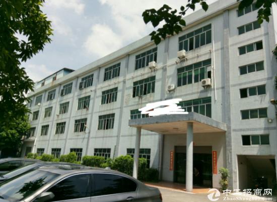 福永新和独院厂房4层7600平方 现成装修