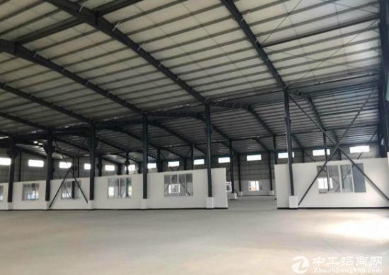 中堂凤冲附近独门独院单一层厂房1500方,带精装修好办公室