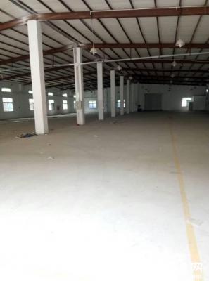 出租龙岗 坪地 新出1300平方原房东钢构小独院厂房出租