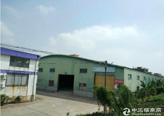 石碣西南2400方单一层厂仓库招租