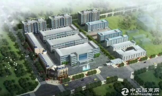 出售惠州仲凯大道边红本独门独院工业园。适合自用投