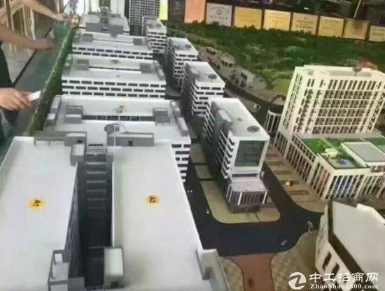 科技园买卖厂房600平米起售首付3成