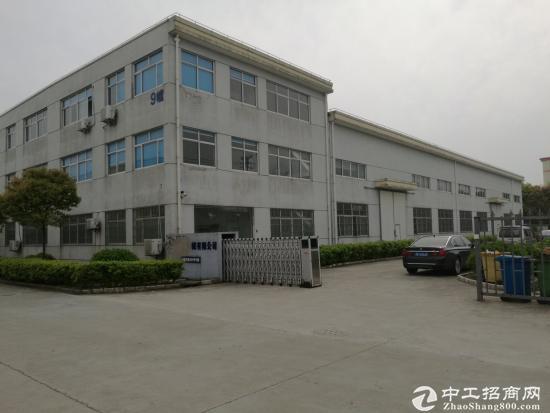 17号线青浦赵巷2300㎡独门独院高8米可生产仓储
