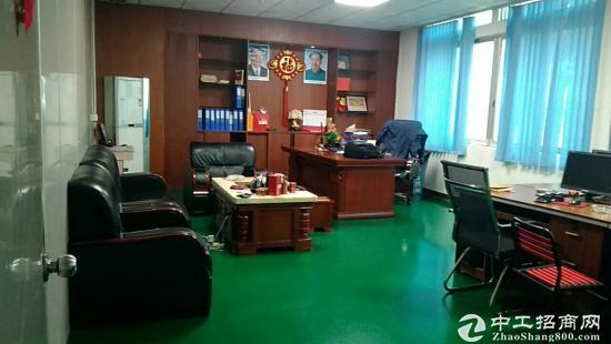 坪山石井工业园新出一楼注塑厂房350平招租。