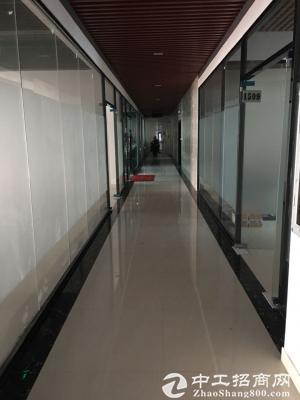 石岩高新园区新出楼上460平米办公研发厂房