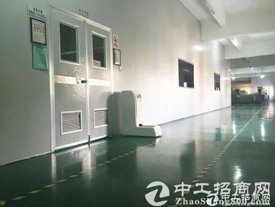 长安乌沙工业园分租4楼4000平精装修厂房1000起租