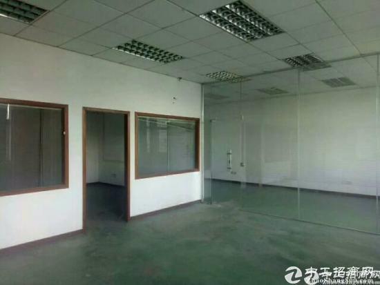 长安乌沙新出楼上1450平方带装修厂房出租