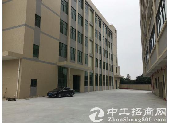 茶山镇标准厂房5层10000平方米,任意分租