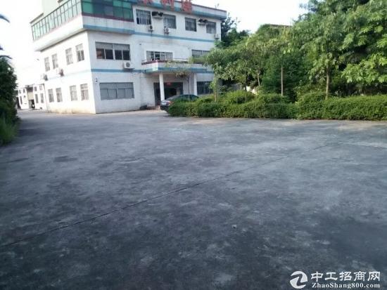 大岭山花园式厂房3300平方业主低价出售有红本产权清晰