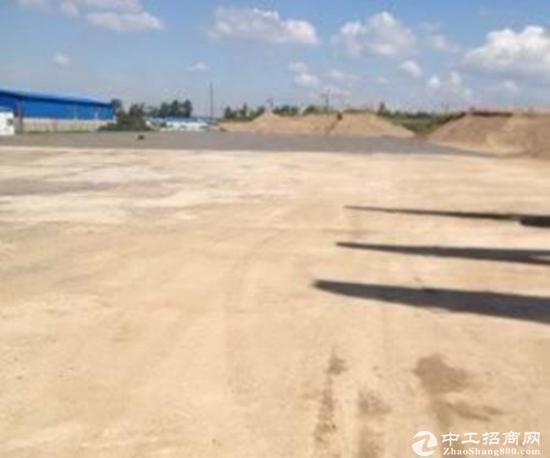即墨北部工业园20亩工业用地出售 有土地证 空地