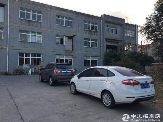 周市镇900平米厂房出租证件齐全可环评