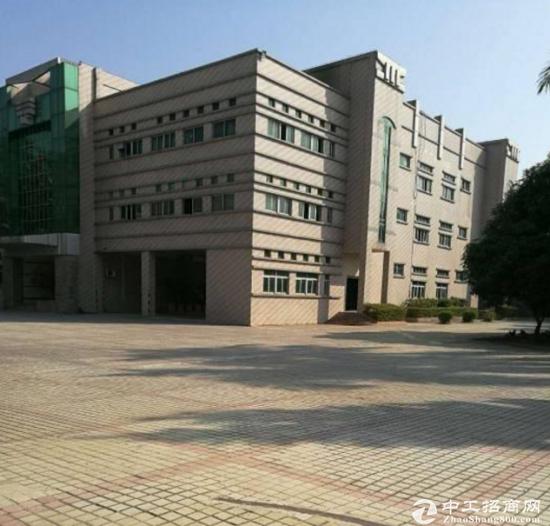 深圳市坪山新区花园式厂房出售33000