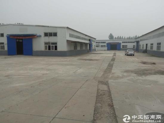 杨镇大集独院厂房1800平出租房高6米