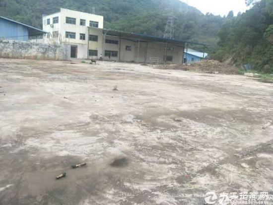 坪山靠水官高速出口12000平方仓库招租