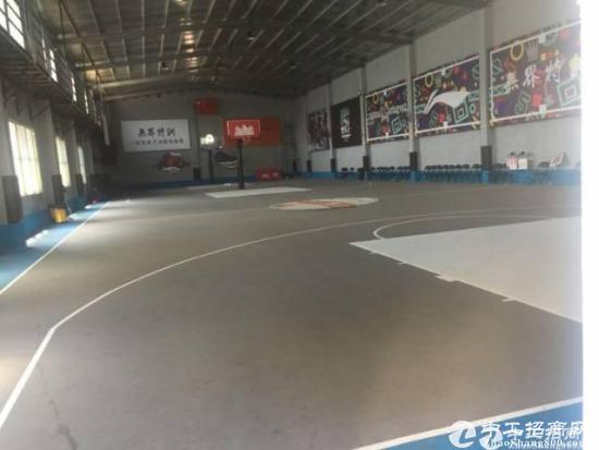 :东莞厚街溪头村新出原房东单层钢构厂房2900平米8.5米滴水
