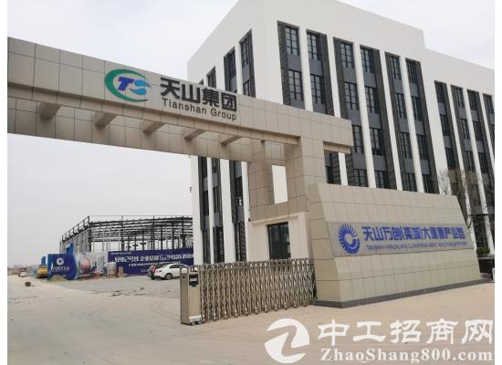栾城西环旁 园区标准厂房 可租可售 可贷款500平起
