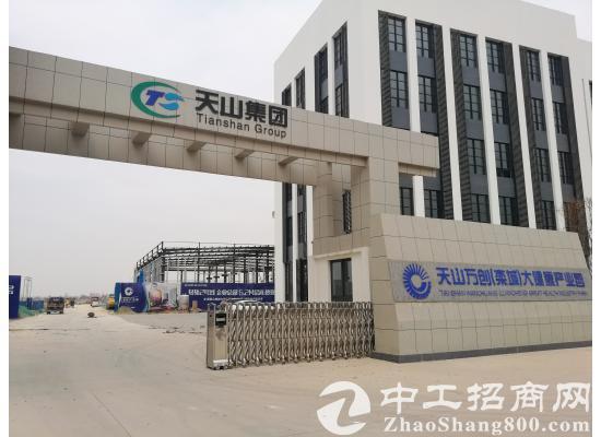 栾城西环标准厂房 5层高每层5.1米 租金3.5毛起-图3