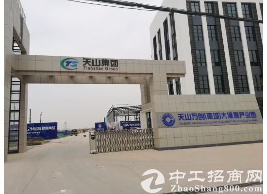 栾城西环旁 5层高标准厂房 可租可售 3.5毛起