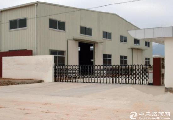 高埗卢溪独门独院简易厂房1500方,带精装修好办公室