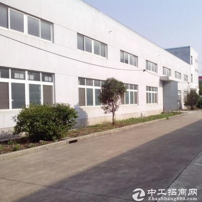 青浦练塘30亩带建筑12000平方独门独院形象好