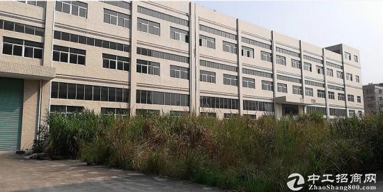 东莞凤岗镇凤深大道边厂房150000平方米出售