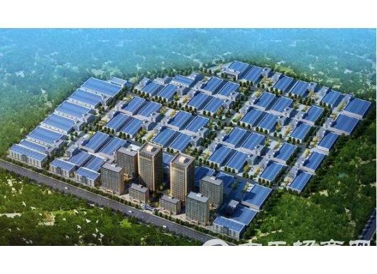 平山县城旁 有指标 有手续 土地厂房出售