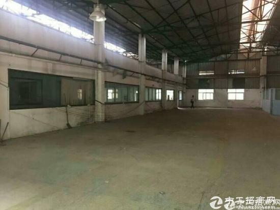 长安新民新出钢构厂房500平方低价出租
