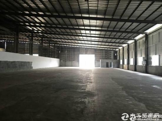 东莞厚街沙塘经典小独院钢构880平方米招租,水电齐全.