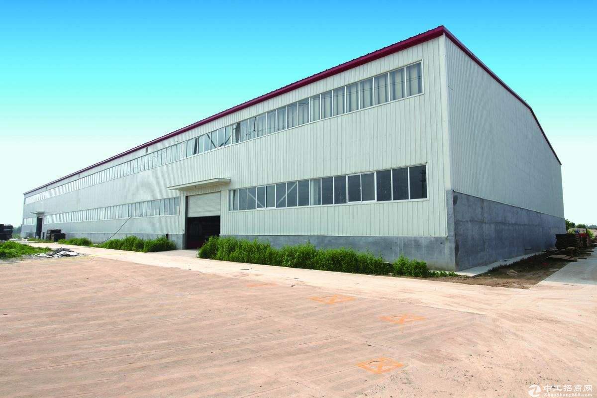 龙泉驿独门独院高规格厂房出租,单层钢结构