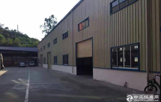 东城东泰钢构1500平带装修厂房出租
