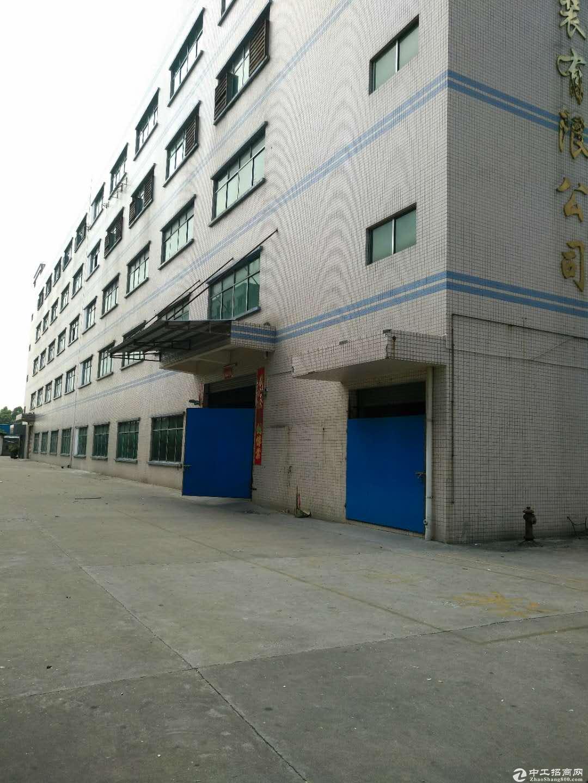 新塘独院26000平方(可分租)厂房招租
