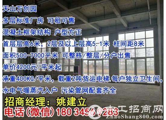 【非中介 出租 出售】标准厂房 500平至2500平 速来看-图2