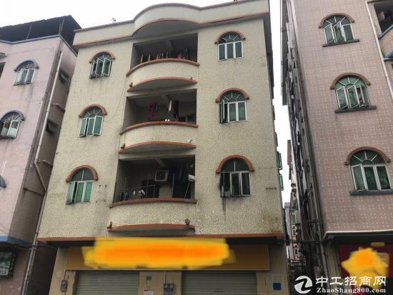 东莞常平私宅楼带两个门面600平方出售