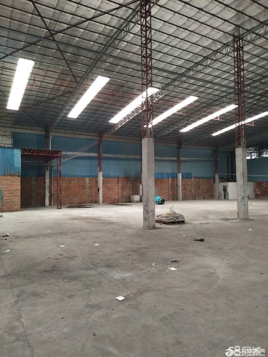 东凤同安附近独院厂房8米高5000平方出租