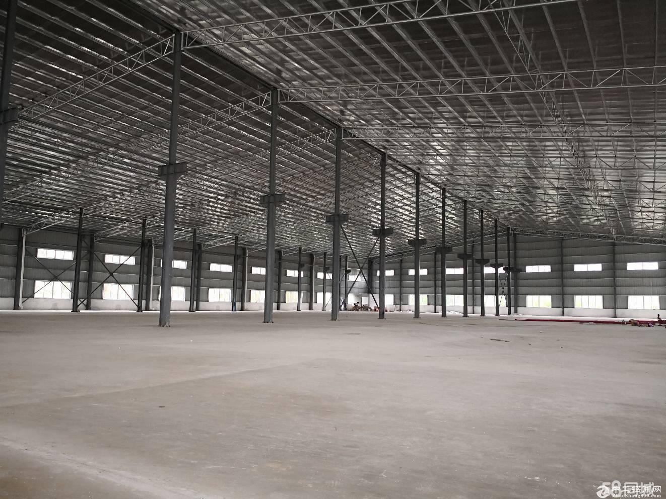 东凤镇小沥工业园现空出单一层2900方出租