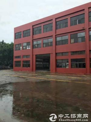 南城新出独院标准厂房1-3楼16000平,1000起分租