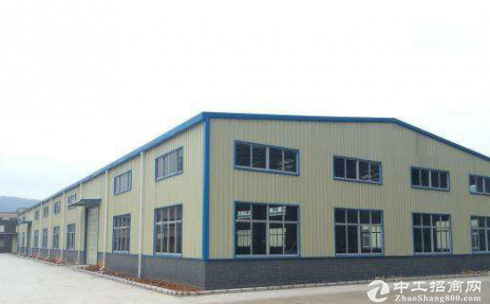 高埗镇区独院单一层钢构1900平厂房出租