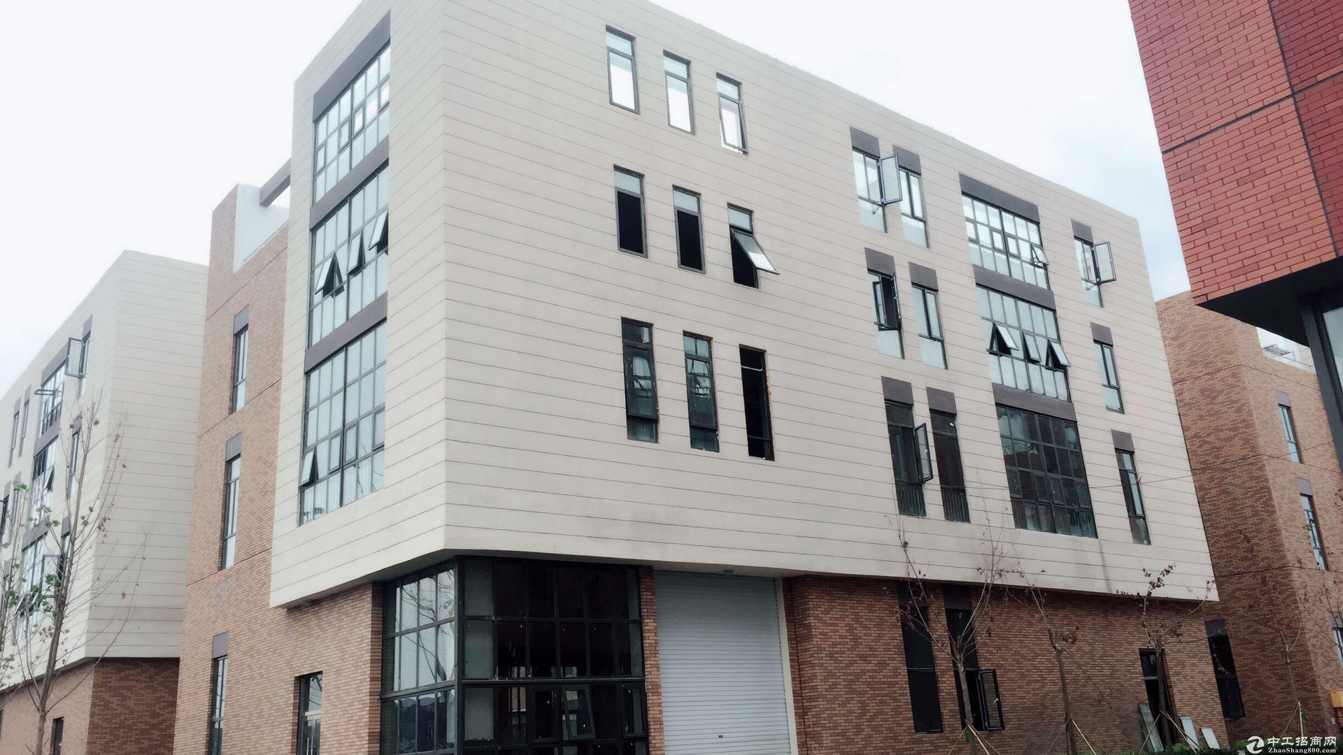 开发商直售办公楼研发厂房1771平可环评 手续齐全