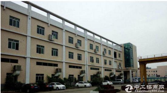 宝安福永标准厂房一楼600平