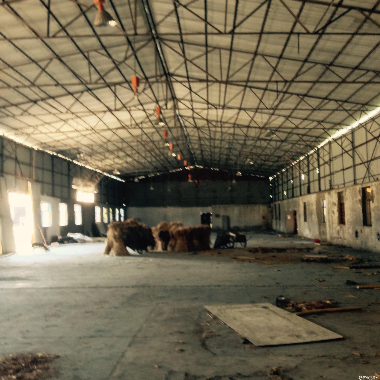 出售镇海蟹浦重工厂房28亩