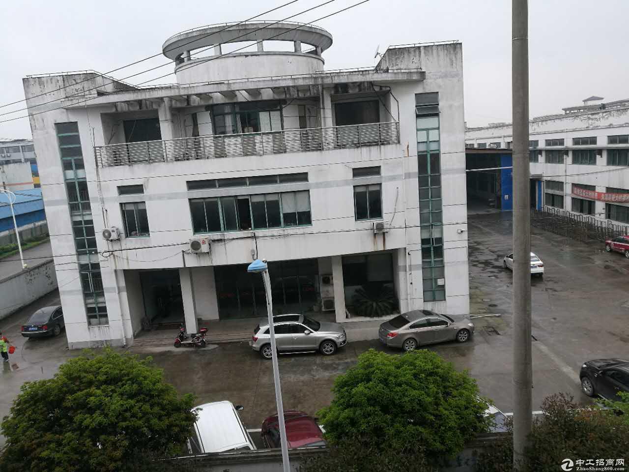 G1505青浦5亩独门独院配电200绿证104地块