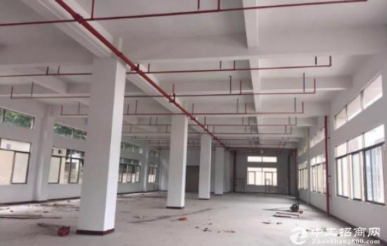 莞城区标准厂房二楼500平