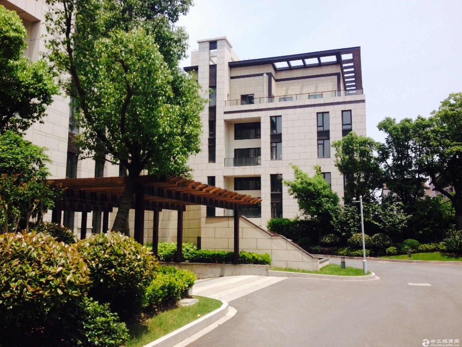 松江区楼上办公总部 视野好 光线足 配套全 可按揭